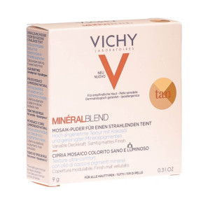 Vichy Mineralblend Tri-Colour Tan Powder