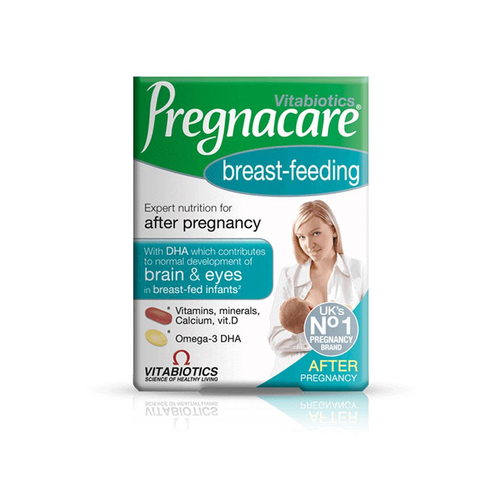 Vitabiotics Pregnacare Breast-Feeding Capsules 56 Tablets & 28 Capsules