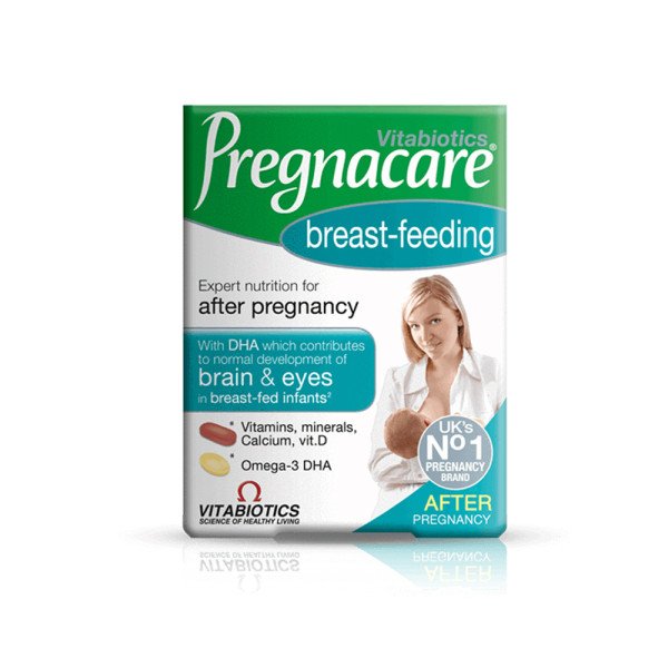 Vitabiotics Pregnacare Breast-Feeding Tablets & Capsules