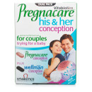 Vitabiotics Pregnacare His & Her Conception