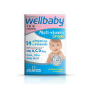 Vitabiotics Wellbaby Multi-Vitamin Drops
