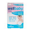 Vitabiotics Wellbaby Multivitamin Drops 30ml