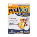 Vitabiotics Wellkid Chewable Tablets