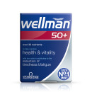 Vitabiotics Wellman 50+ Tablets
