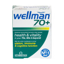 Vitabiotics Wellman 70+ Tablets