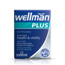Vitabiotics Wellman Plus Omega 3-6-9 Tablets & Capsules
