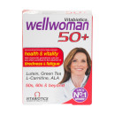 Vitabiotics Wellwoman 50+ Tablets