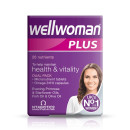 Vitabiotics Wellwoman Plus Omega 3-6-9 Tablets & Capsules