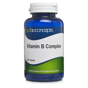 Bioconcepts Vitamin B Complex Tablets