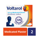 Voltarol  140mg Medicated Plaster Pain Relief Plasters x2