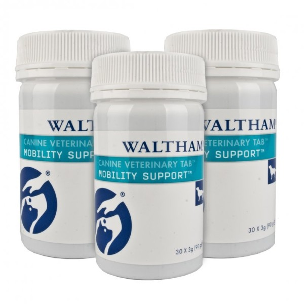 Waltham Canine Mobility Support Tablets - Triple Pack