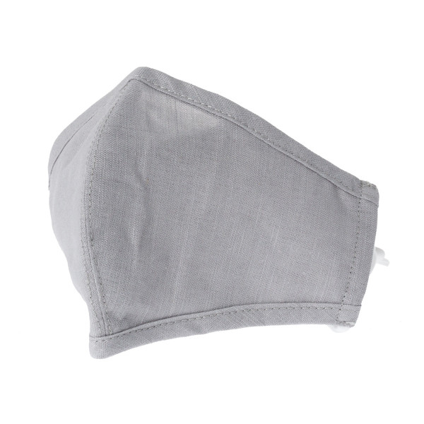Reusable/Washable Small Grey Face Covering
