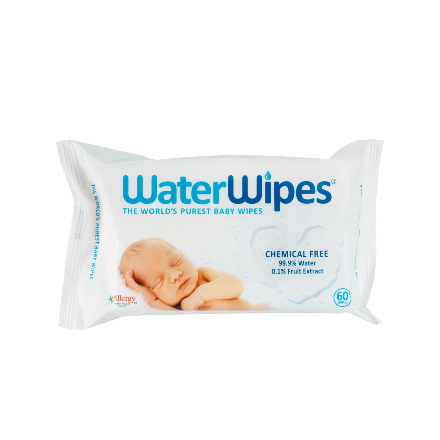 Waterwipes 12 Pack