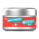 Wella Shockwaves Messy Matte Clay