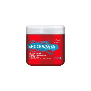 Wella Shockwaves Ultra Strong Power Mess Constructor Creme Gel