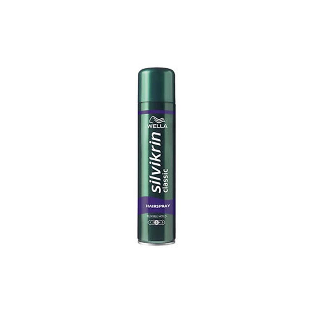 Wella Silvikrin Classic Flexible Hold Hairspray