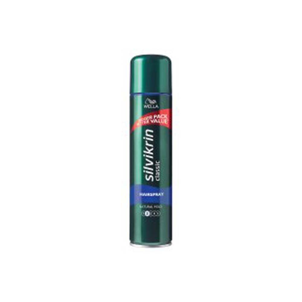 Wella Silvikrin Classic Natural Hold Hairspray