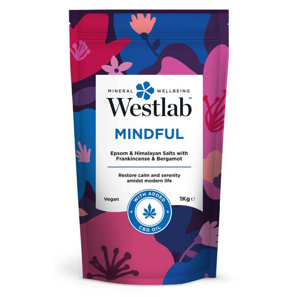 Westlab  Bathing Salts Mindful