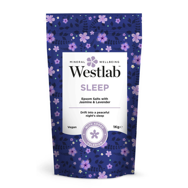 Westlab  Bathing Salts Sleep