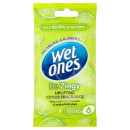 Wet Ones Be Zingy Antibacterial Wipes