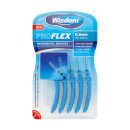 Wisdom Pro Flex Interdental Brushes 0.6mm