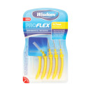 Wisdom Pro Flex Interdental Brushes 0.7mm