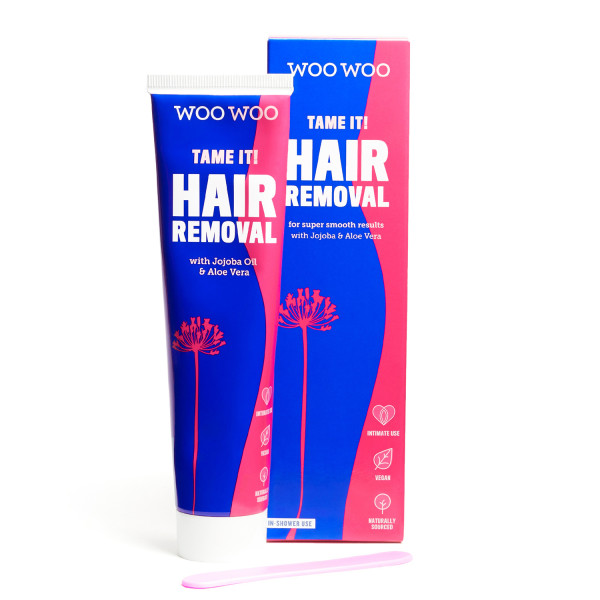 WooWoo Tame it! Hair Removal Cream