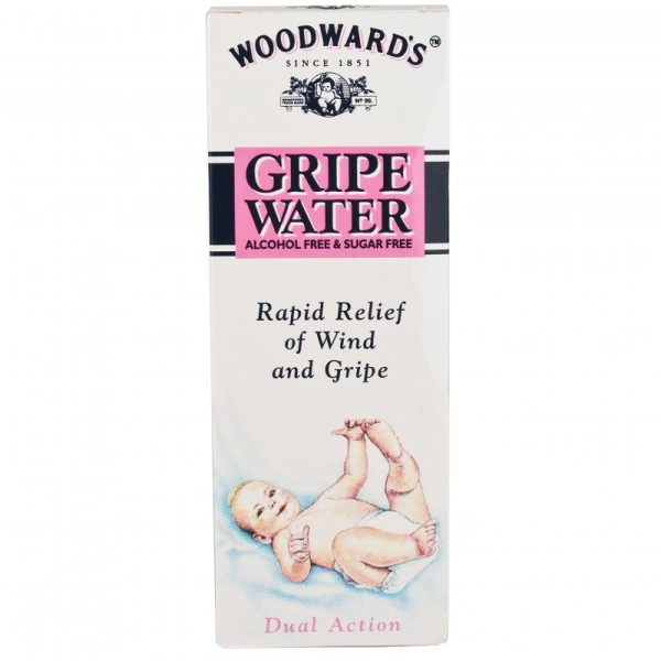 Woodwards Gripe Water for Colic