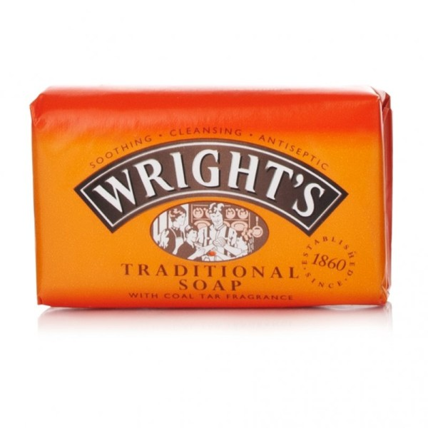 Wrights Traditional Coal Tar Soap