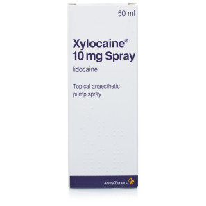 Xylocaine 10mg Anaesthetic Spray
