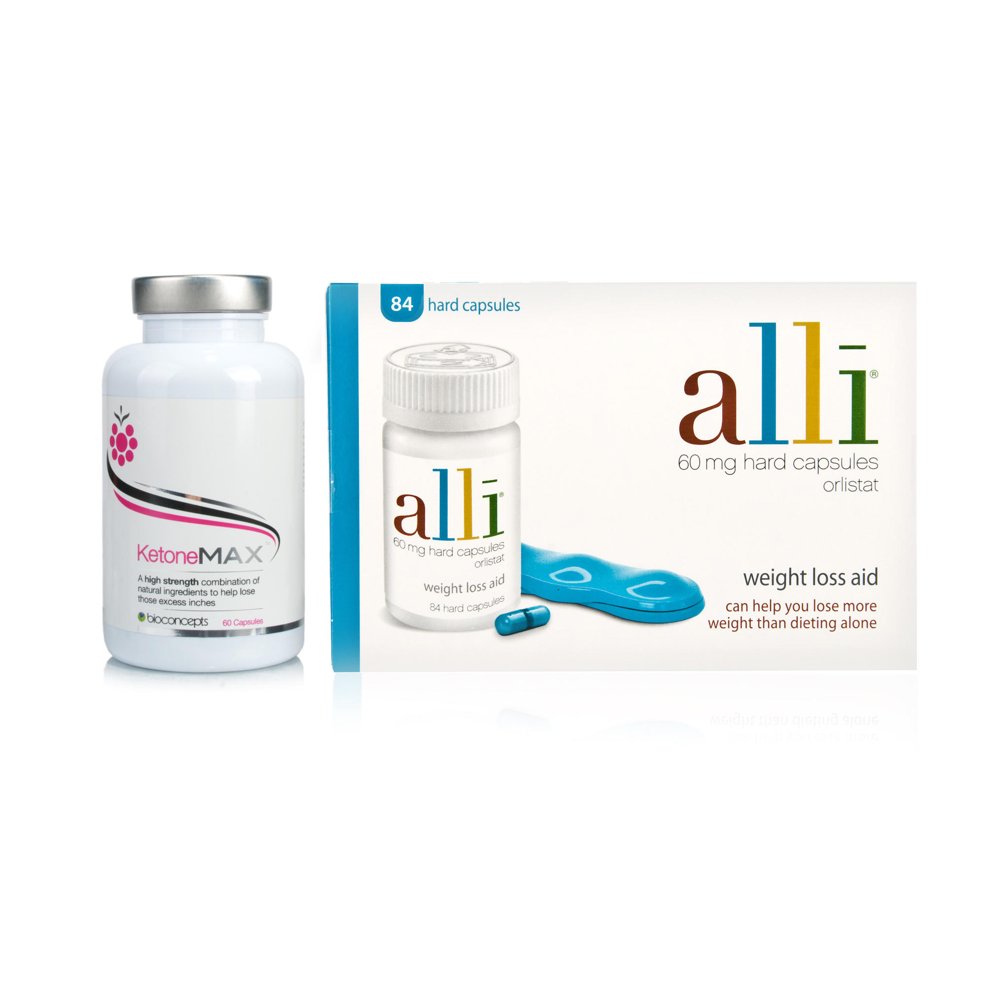 Click to view product details and reviews for Alli 84 Capsules Ketonemax High Strength Raspberry Ketone.