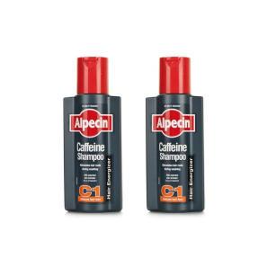 Alpecin Caffeine Shampoo C1 - Twin Pack