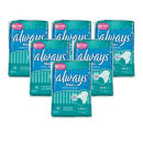 Always Maxi Normal Plus With Wings - 6 Pack