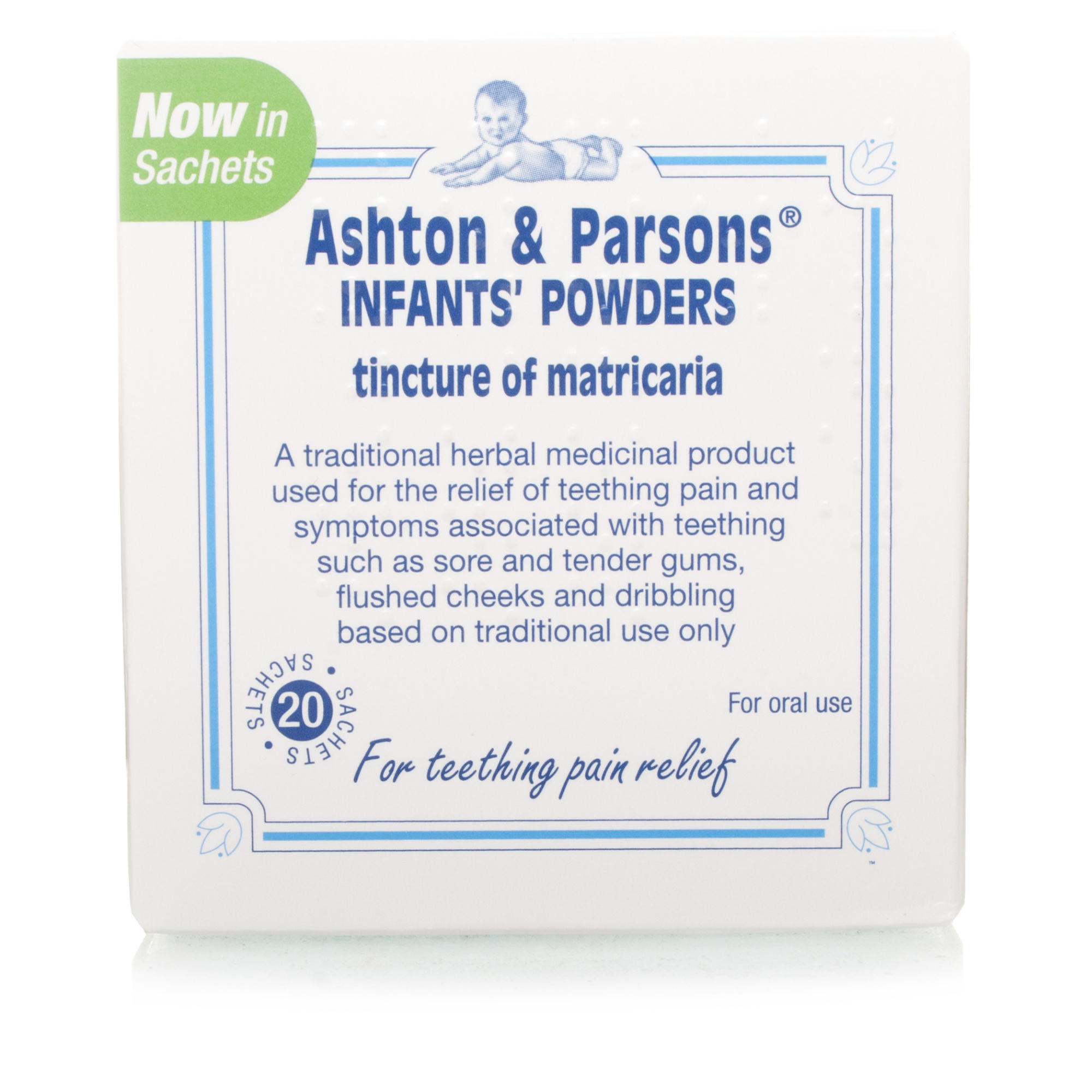 Ashton Parsons Powders