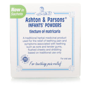 Ashton & Parsons Powders