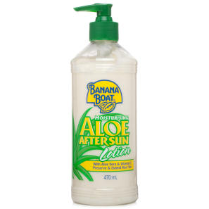 Banana Boat Aloe Vera After Sun Lotion 470ml