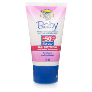 Banana Boat Baby Lotion Mini SPF50