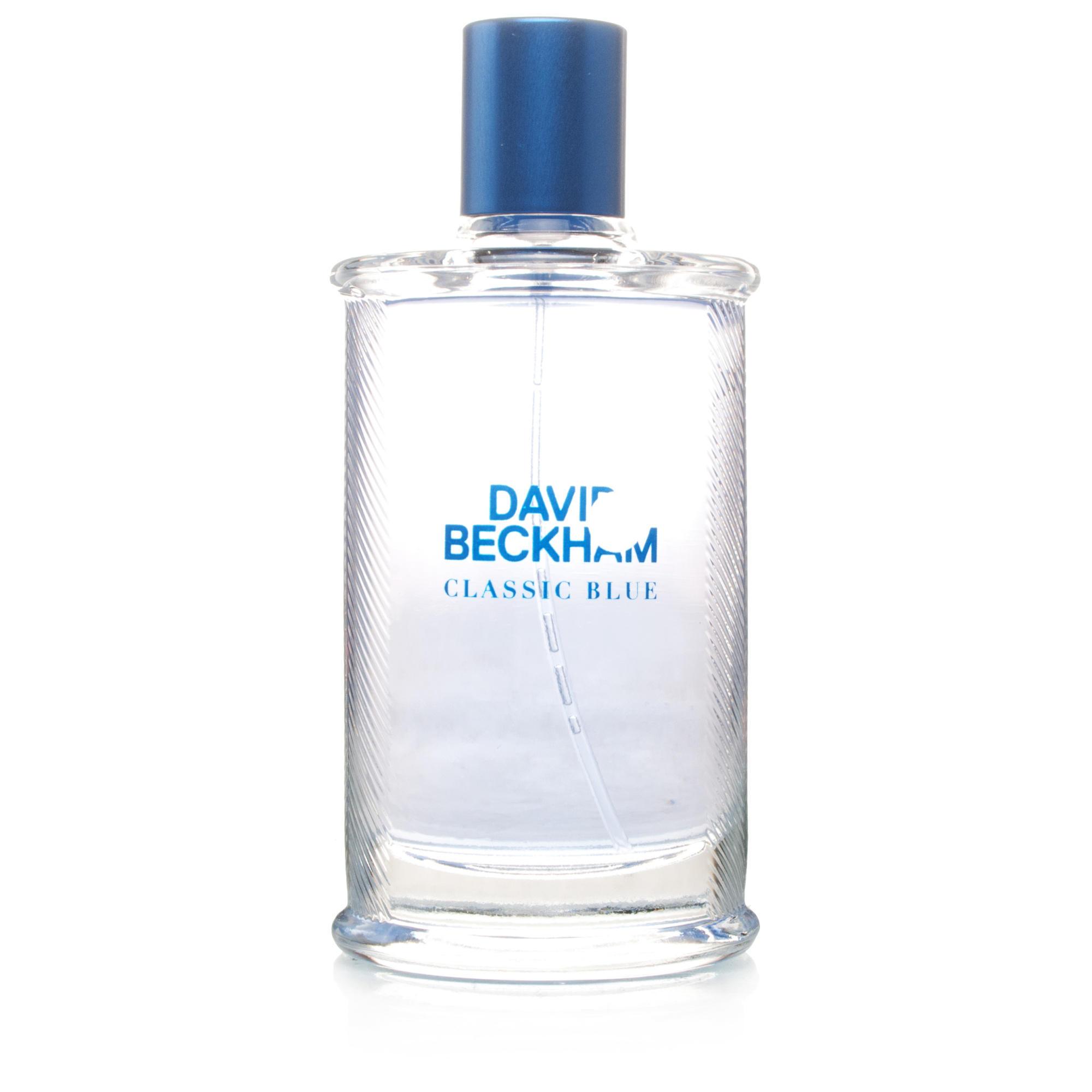 Beckham Classic Blue Eau De Toilette