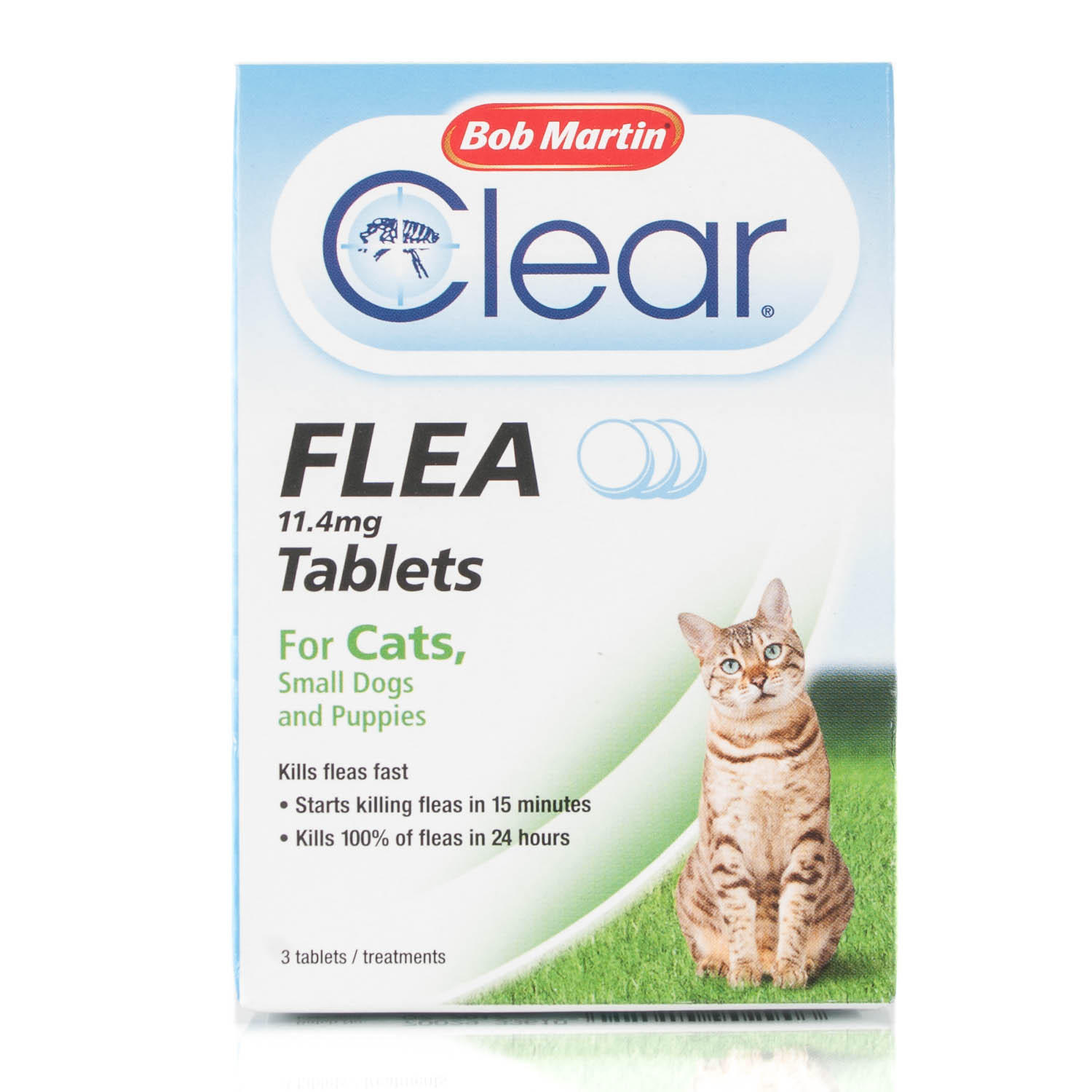 Click to view product details and reviews for Bob Martin Flea Tablets For Cats.