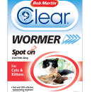 Bob Martin Spot On Dewormer Multi-Cat Pack