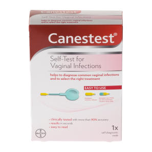 Canestest Self Test For Vaginal Infections
