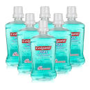 Colgate Plax Soft Mint Mouthwash Travel - 6 Pack