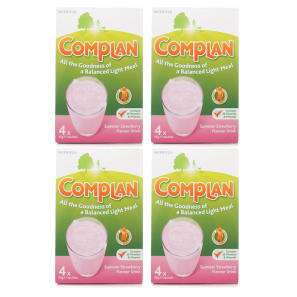 Complan Strawberry - 16 Sachets