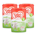 Cow & Gate First Infant Milk 900g - Triple Pack