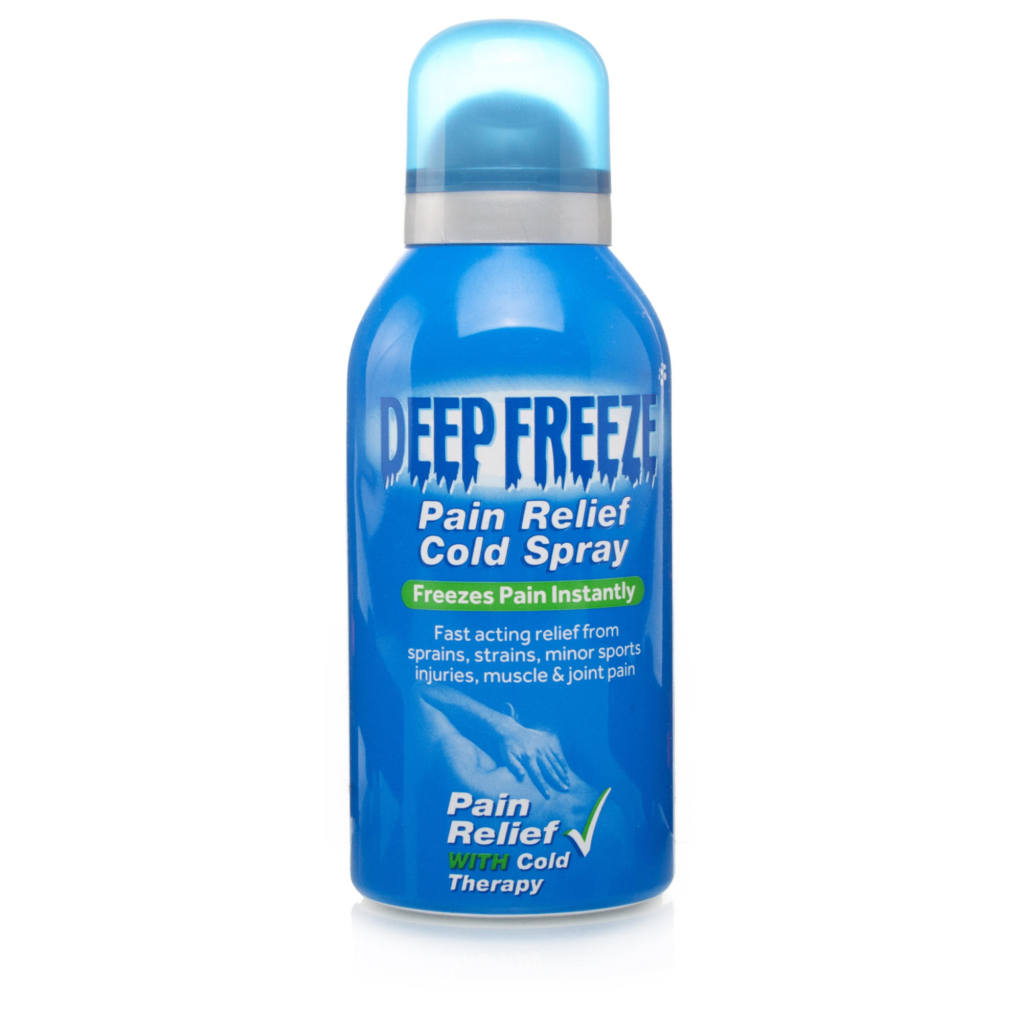 Deep Freeze Cold Spray