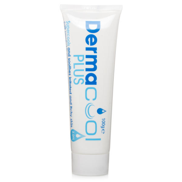 Dermacool Menthol Aqueous Cream 2%