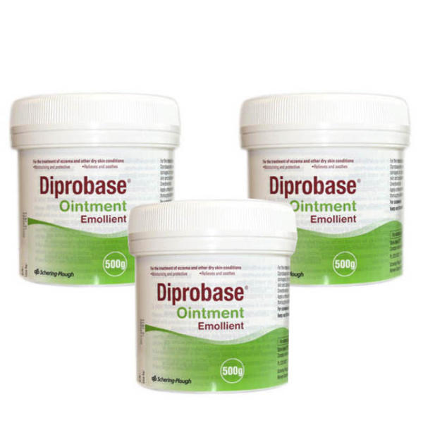 Diprobase Ointment Triple Pack