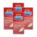 Durex Thin Feel Condoms Four Pack