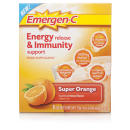 Emergen C Energy Release & Immunity Support Super Orange