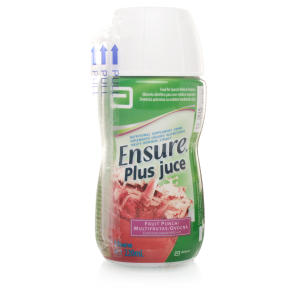 Ensure Plus Juce Fruit Punch - 12 Pack
